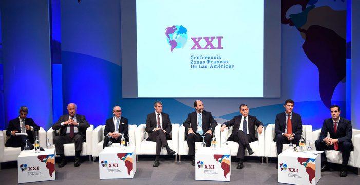 Las zonas francas formalizarán el proyecto de conectar tres continentes