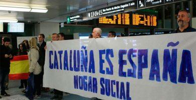 ULTRAS HOGAR SOCIAL DESAFÍO CATALAN MADRID