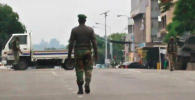 zimbabue golpe de estado