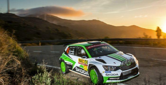 El ŠKODA Fabia R5,  campeón del mundo del WRC2 por tercer año consecutivo