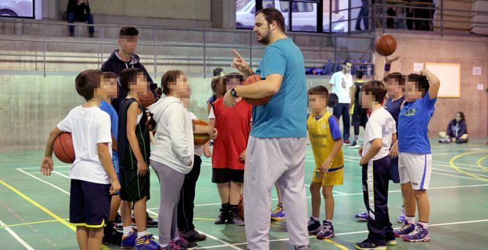 Cacería contra el baloncesto base en Las Palmas