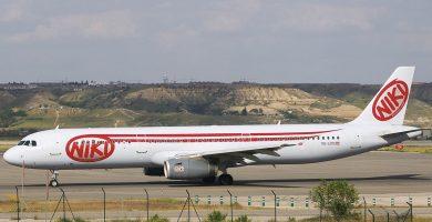 El cese de la aerolínea Niki afecta a 186 vuelos en Canarias