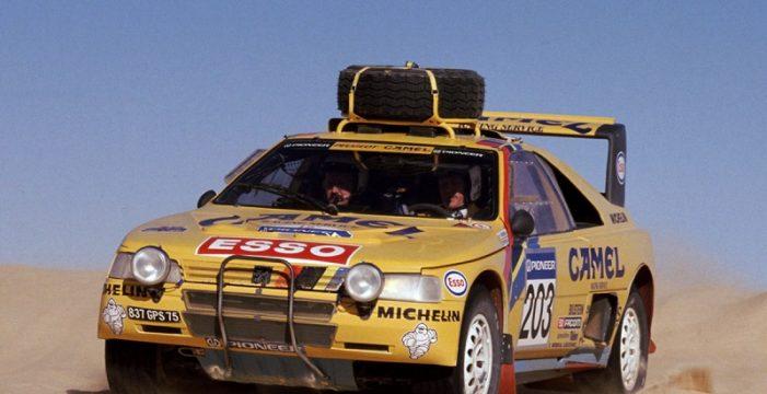 40 años del Dakar y 30 años de Peugeot en la emblemática prueba