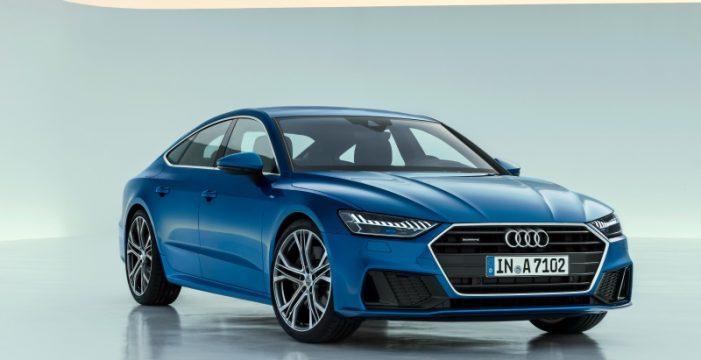 El nuevo Audi A7 Sportback: la imagen deportiva de Audi en la clase superior