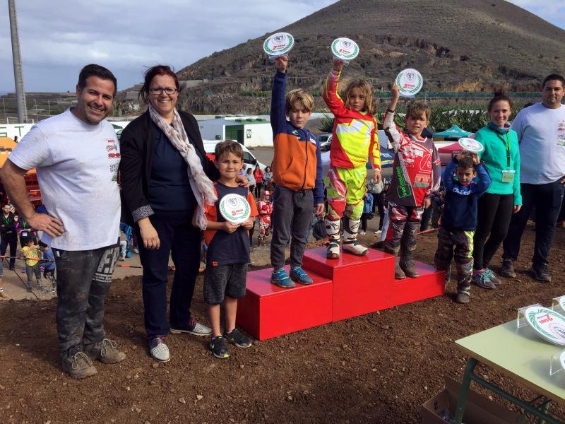Buenavista prueba del Campeonato Regional de Supercross (1)