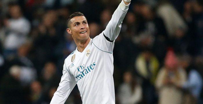 Cristiano firma el primer pleno goleador de la fase de grupos de la Champions