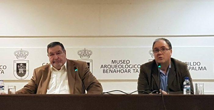 El griego y el latín se reivindican en La Palma con 'Clásicas Tertulias'