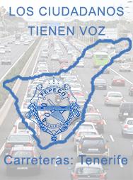 Fepeco crea una plataforma de quejas sobre el colapso en las carreteras de Tenerife