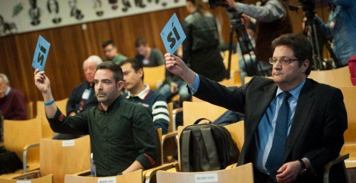 Balsa de aceite para Concepción en la Junta General de Accionistas