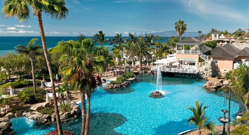 Los hoteles de Tenerife registrarán una ocupación media del 91% en ...