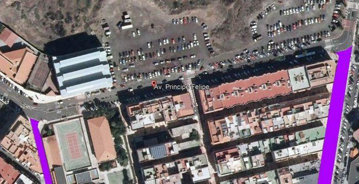 Garantizado el uso público de un solar de Las Galletas para 'parking'