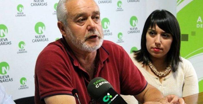 """Hernández: """"Taño ha sido el peor alcalde de la historia reciente de Garafía, incluida la dictadura"""""""