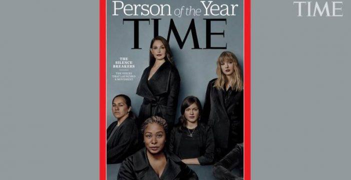 La revista Time elige el movimiento contra el acoso #MeToo personaje del año