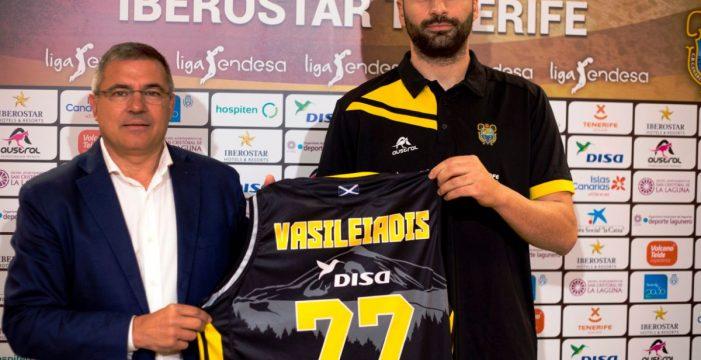 """Vasileiadis: """"Queremos estar en la Copa"""""""