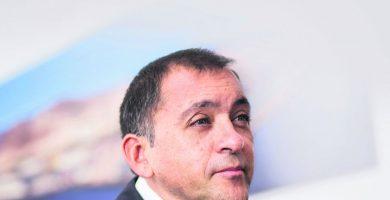 José Manuel Bermúdez (CC), alcalde de Santa Cruz | DA