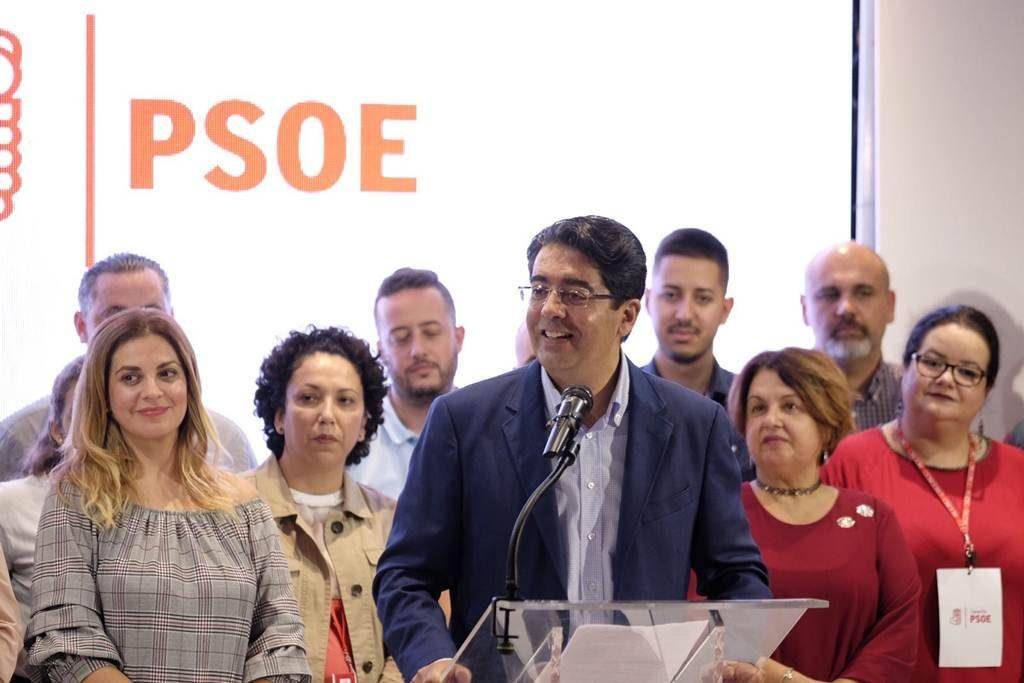 Martín priorizará la atención a la dependencia y la mejora de la movilidad en Tenerife