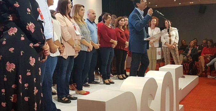 El PSOE tinerfeño planta cara al acercamiento de su líder regional a CC