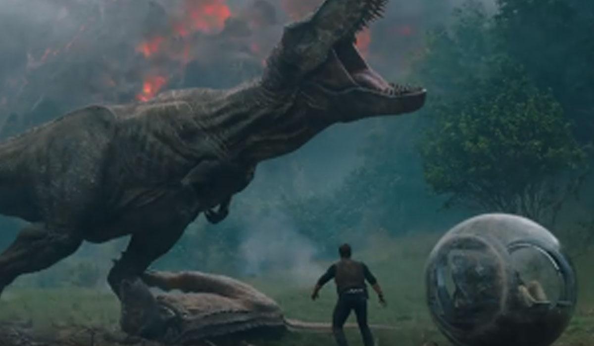 Resultado de imagen de Jurassic World: El reino caído de J A Bayona