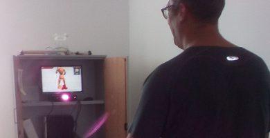 El HUC usa un 'videojuego' para tratar la esclerosis múltiple