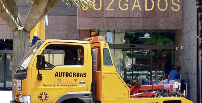 El TSJC sigue adelante con el caso Grúas y pide más información sobre Clavijo