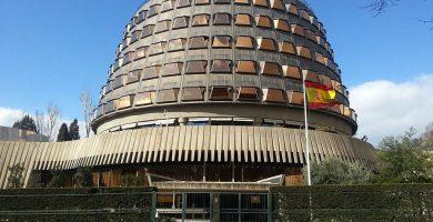 El TC admite a trámite el recurso de Podemos contra el 155
