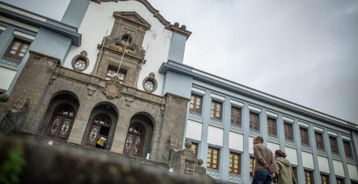 La Universidad de La Laguna suspende su actividad lectiva