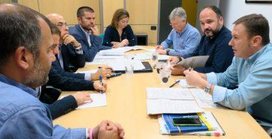 Cabildo y ULL impulsan la creación de una cátedra de Medio Ambiente y Desarrollo Sostenible