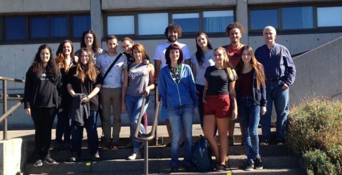Alumnos de la ULL descubren la nova más brillante en la Galaxia de Andrómeda