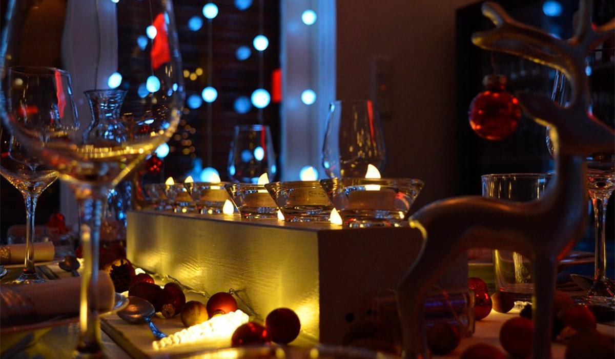 Tres ideas perfectas para tu cena de Navidad