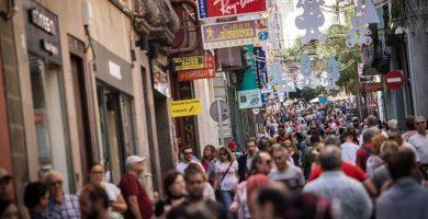 Canarias, entre las comunidades que más crecen en población