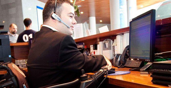 Los contratos para personas con discapacidad suben un 14,1% en Canarias