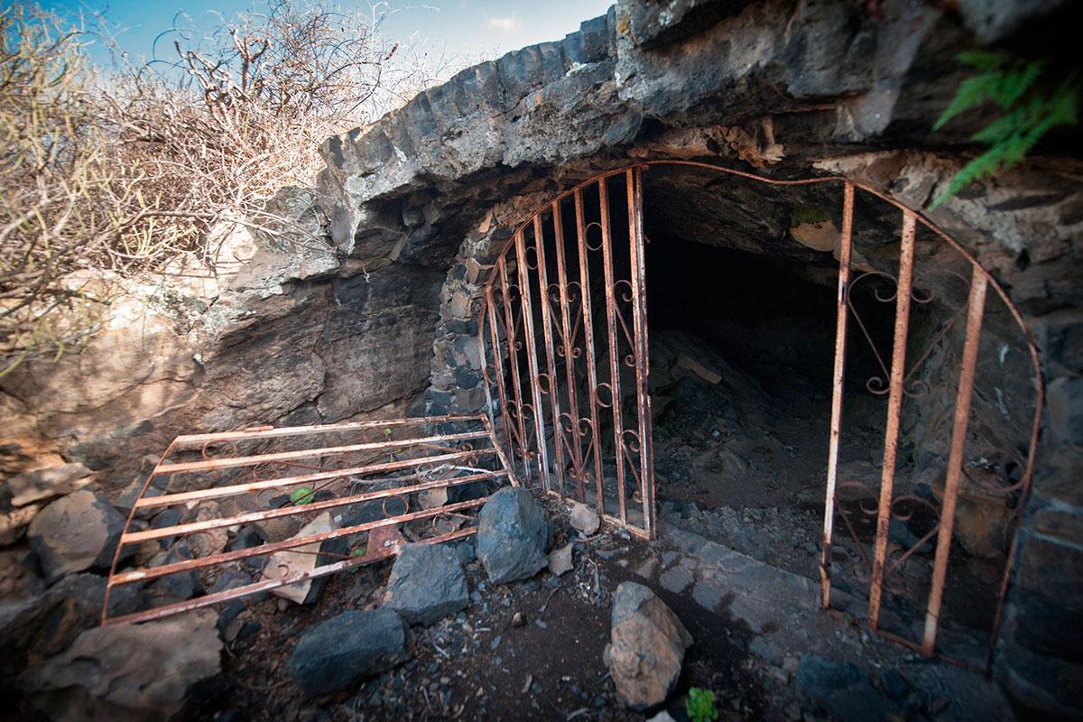 cueva guanches icod 2