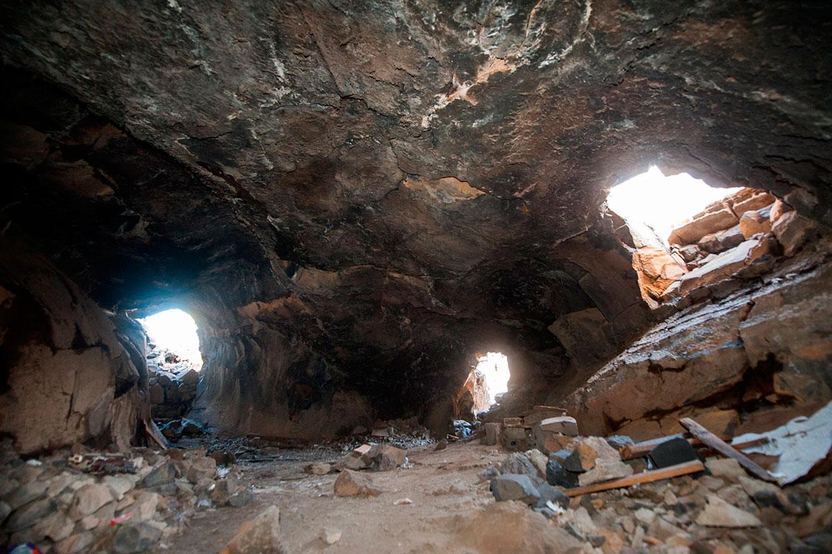 cueva guanches icod 3