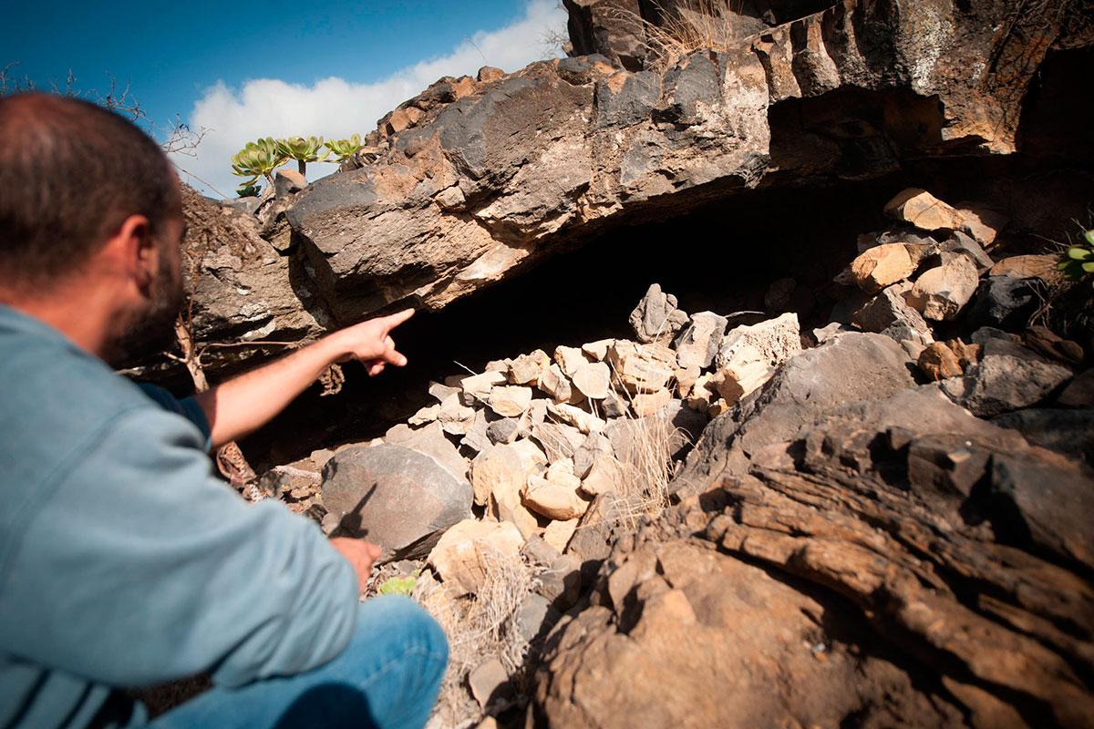 cueva guanches icod 4