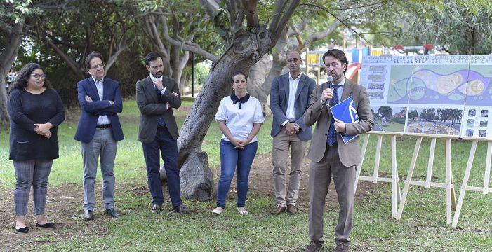 El Puerto de la Cruz contará en 2018 con un parque infantil urbano inclusivo