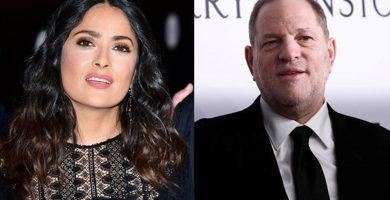 "Salma Hayek denuncia públicamente a Harvey Weinstein: ""Fue mi monstruo"""