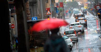 Dos borrascas afectarán al Archipiélago este fin de semana