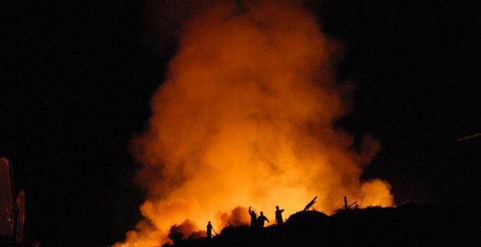 La Audiencia condena a 8 años de cárcel al autor del incendio de Gran Canaria