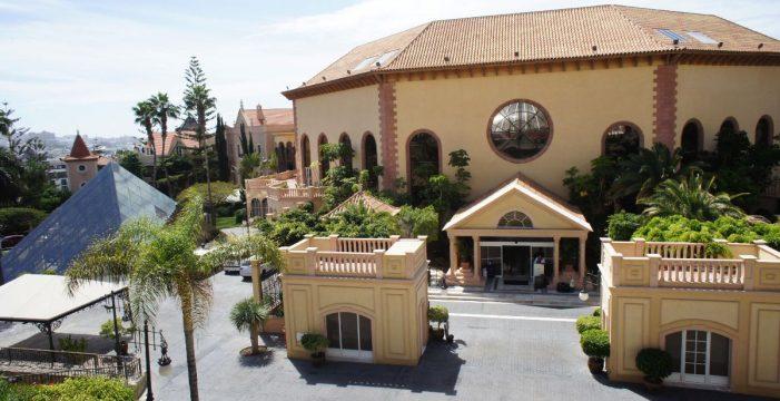 Los hoteles de Tenerife se visten de gala para despedir el año