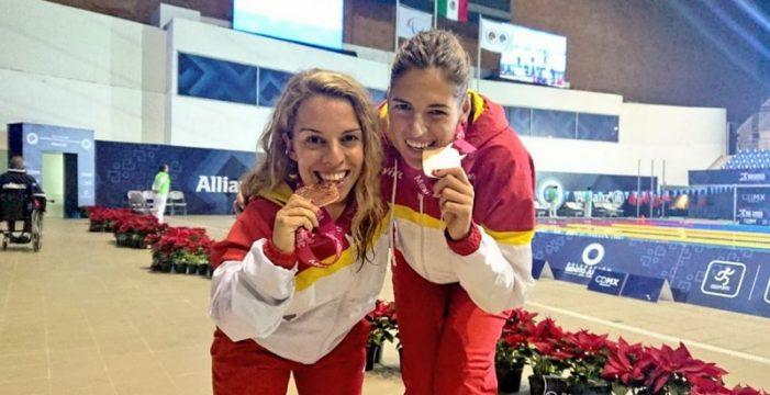 El equipo español, con Judit Rolo, logra un bronce en 4×50
