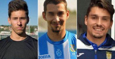 Detenidos tres jugadores de la Arandina por un presunto delito sexual