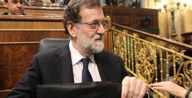 """Rajoy rechaza cambiar la Constitución para """"contentar"""" a los separatistas"""