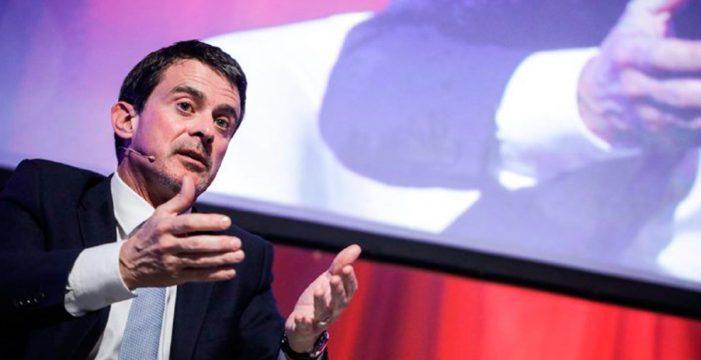 Ciudadanos rompe con Valls en Barcelona por su apoyo a Colau