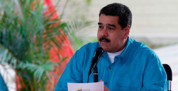 Maduro pide a la ONU el envío de observadores a las elecciones