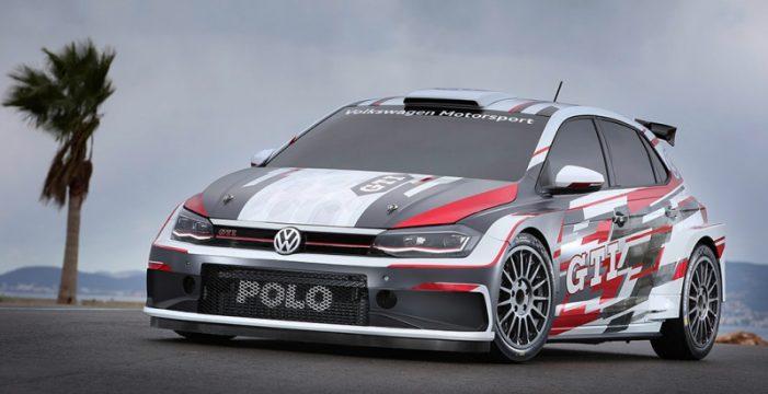 Sale a la luz el nuevo Volkswagen Polo GTI R5