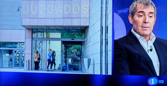 Clavijo descarga sobre los funcionarios de La Laguna todas las responsabilidades del caso Grúas
