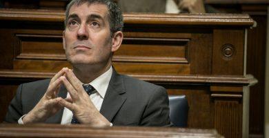 La Fiscalía del TSJC propone que la jueza lagunera informe sobre los posibles delitos de Clavijo