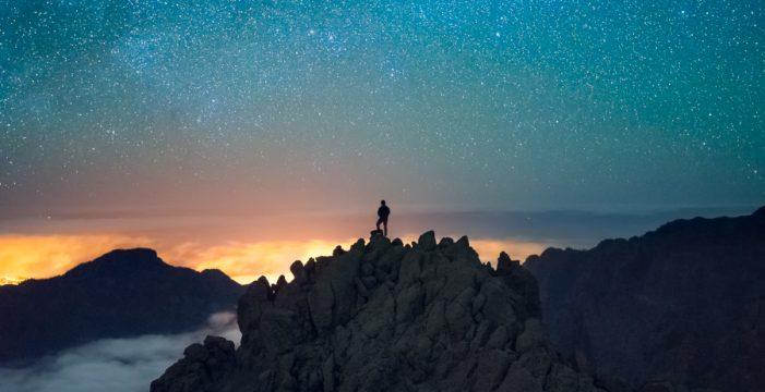 Abián, o el amor por el 'Cielo de La Palma' narrado en fotos de Instagram