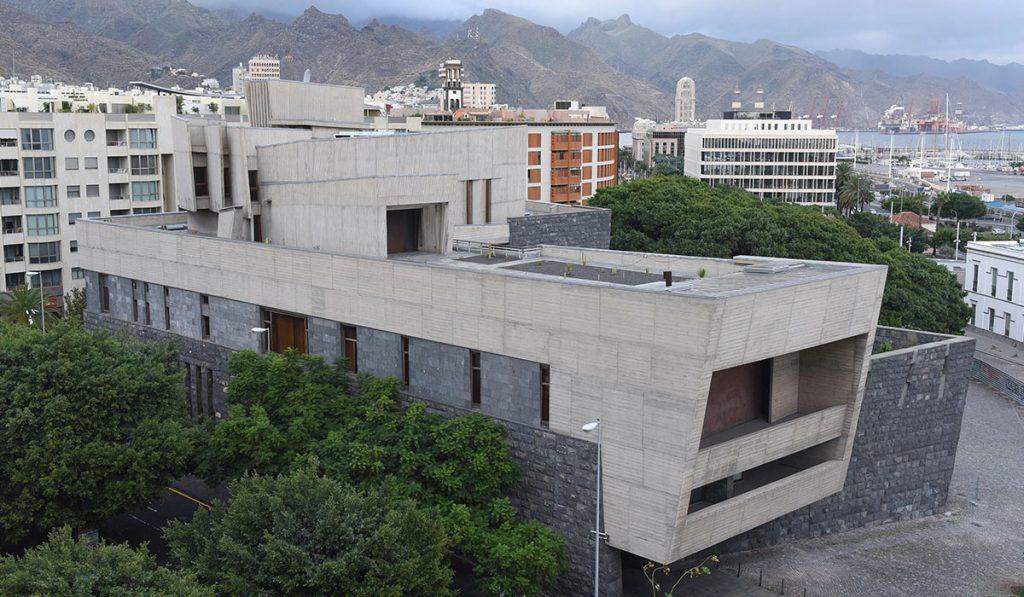 Sede de Presidencia del Gobierno de Canarias en Santa Cruz de tenerife. Sergio Méndez