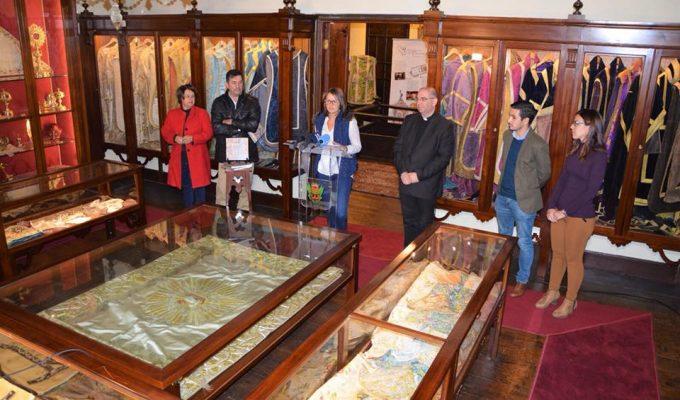 Clavijo promete integrar el Museo Sacro en la Red de Museos de Canarias